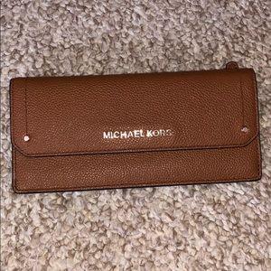Brown Michael kors wallet